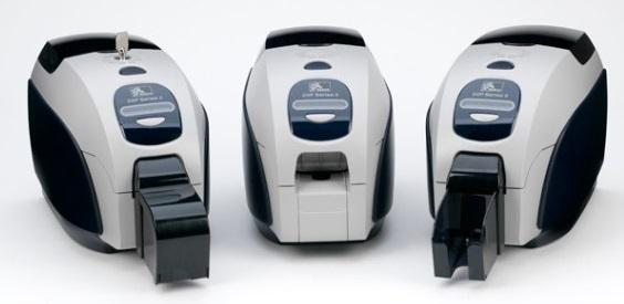 Impresora de credenciales ZEBRA ZXP3